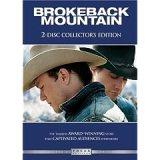 Brokeback Mountain 2-Disc Collector's Edition Box Art