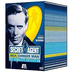 Secret Agent aka Danger Man Box Art