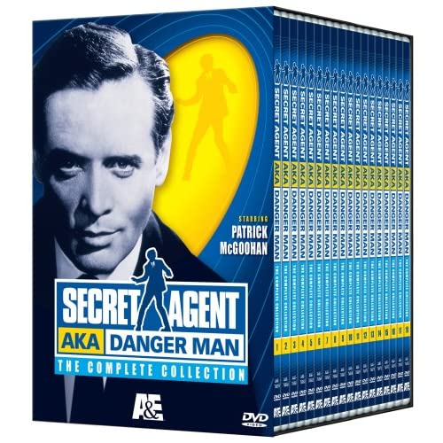 Secret Agent aka Danger Man Box Art