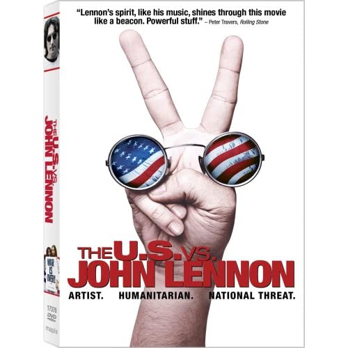The U.S. vs. John Lennon Box Art