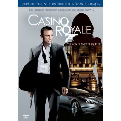 Casino Royale 2-Disc Full Screen Edition