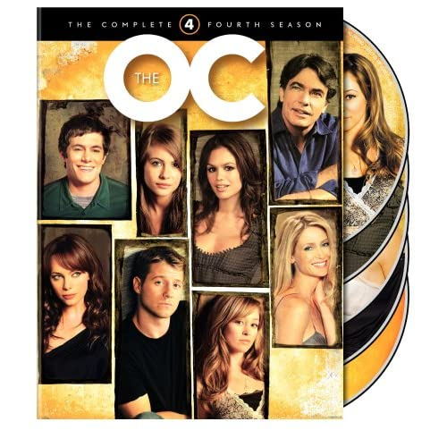 Ben McKenzie, Autumn Reeser, Kelly Rowan, Peter Gallagher, Rachel Bilson and Adam Brody, <i>The O.C.</i> by Michael Desmond/Fox