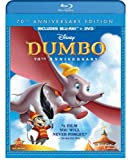 Get Dumbo On Blu-Ray