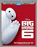 Get Big Hero 6 On Blu-Ray