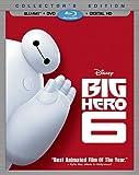 Get Big Hero 6 On Blu-Ray