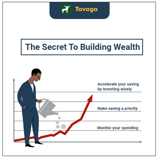 secret of building wealth