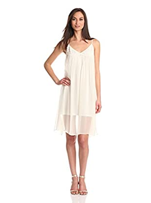 Plenty by Tracy Reese Women's Embellished Slip Dress (Ivory)