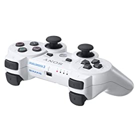 Dualshock 3 White