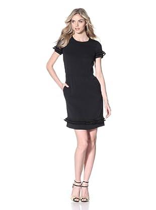 RED Valentino Women's Dress (Black)