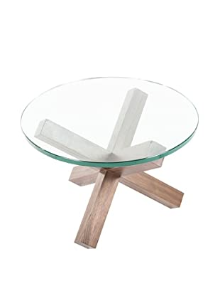 Control Brand Monza Walnut Coffee Table