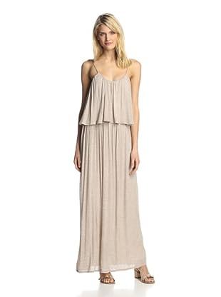 d.Ra Women's Rachel Maxi Dress (Taupe Melange)