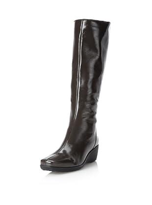 La Canadienne Women's Idann Winter Boot (Grey Patent)