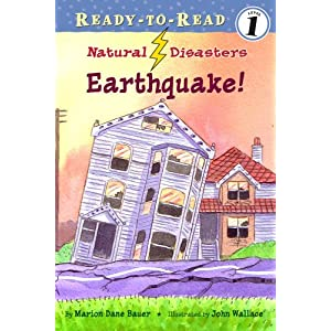 Earthquake! (Ready-to-Read. Level 1)