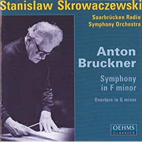 "Bruckner, A.: Symphony No. 0, ""Nullte"" / Adagio from String Quintet in F major"