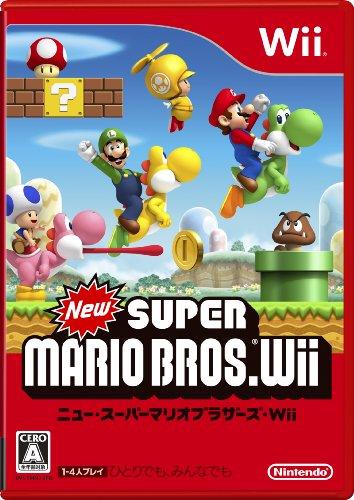 New スーパーマリオブラザーズ Wii (通常版) / 任天堂