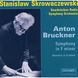 Bruckner: Symphony in F minor