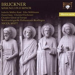 Bruckner - Mass No 1 in D Minor