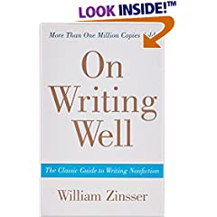William Zinsser: On Writing Well