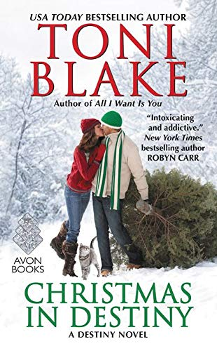 Christmas in Destiny: A Destiny Novel Toni Blake