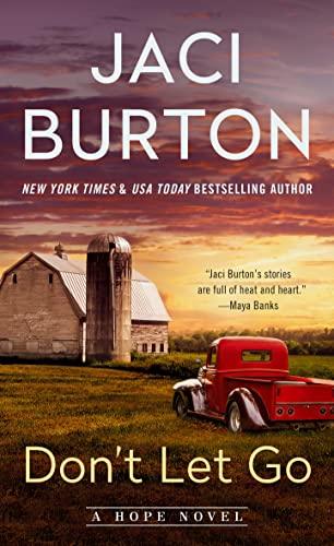 Don't Let Go Jaci Burton