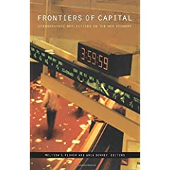Frontiers of Capital