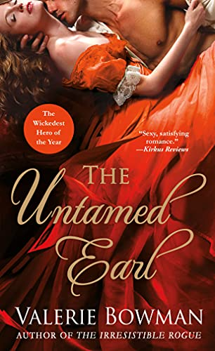 The Untamed Earl Valerie Bowman
