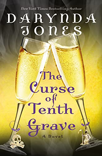 The Curse of Tenth Grave: A Novel (Charley Davidson Series) Darynda Jones