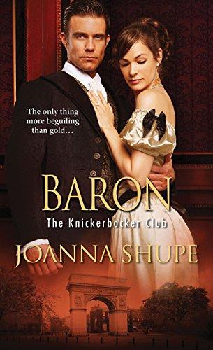 Baron (The Knickerbocker Club) Joanna Shupe