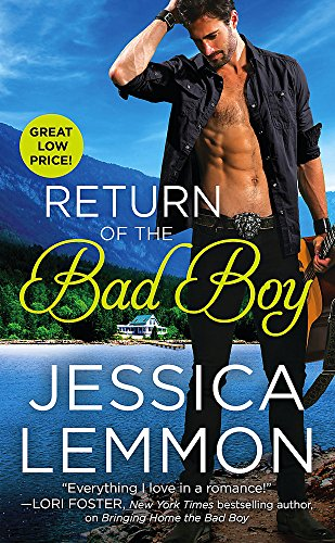 Return of the Bad Boy (Second Chance) Jessica Lemmon