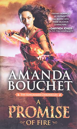 A Promise of Fire Amanda Bouchet