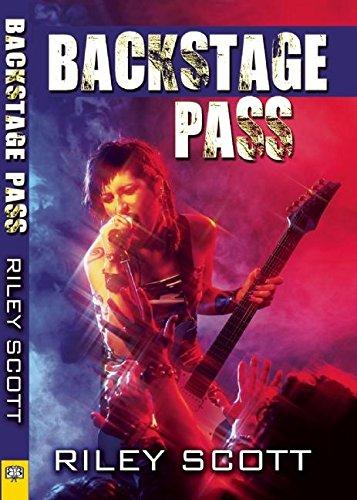 Backstage Pass Riley Scott