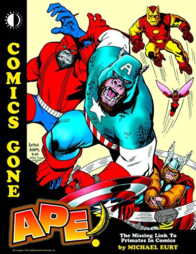 Comics Gone Ape!