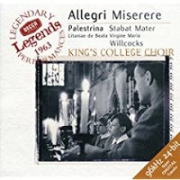 Lenten Music to Die For - Allegri's Miserere