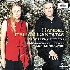Handel Cantatas
