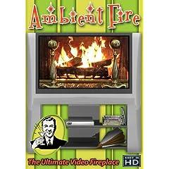Fireplace on DVD