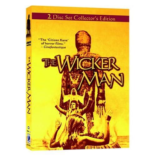The Wicker Man 2-disc Set box art