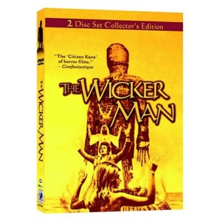 The Wicker Man 2-disc Set box art