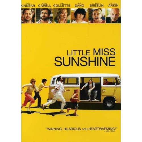 Little Miss Sunshine Box Art