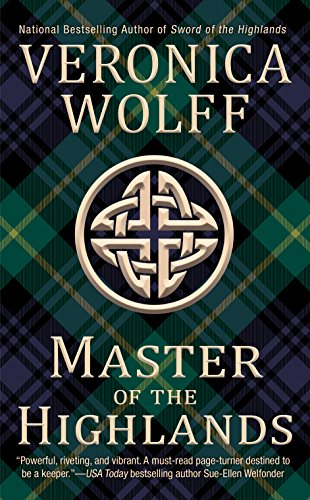 Master of the Highlands (Berkley Sensation) Veronica Wolff
