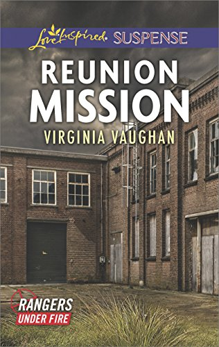 Reunion Mission (Rangers Under Fire) Virginia Vaughan