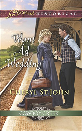 Want Ad Wedding (Cowboy Creek) Cheryl St.john