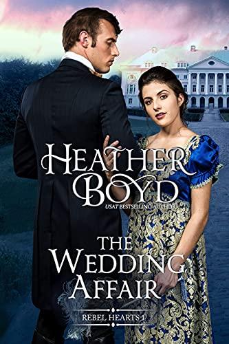 The Wedding Affair Heather Boyd