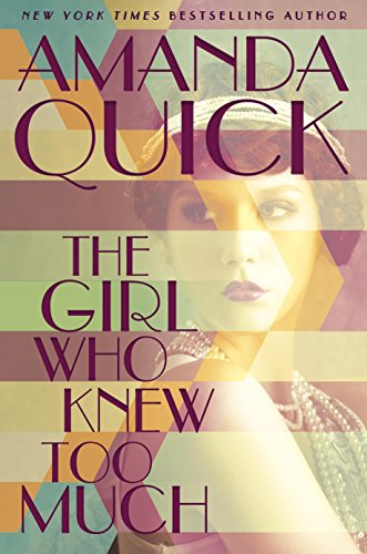 The Girl Who Knew Too Much Quick, Amanda