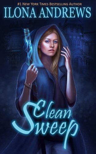 Clean Sweep Ilona Andrews