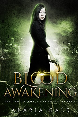 Blood Awakening Akaria Gale