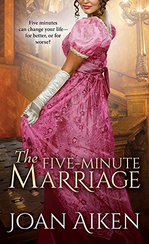 The Five-Minute Marriage Aiken, Joan