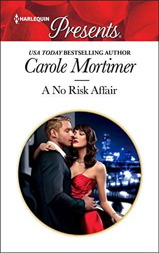 No Risk Affair Carole Mortimer