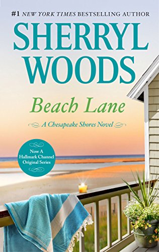 Beach Lane (A Chesapeake Shores Novel) Woods, Sherryl