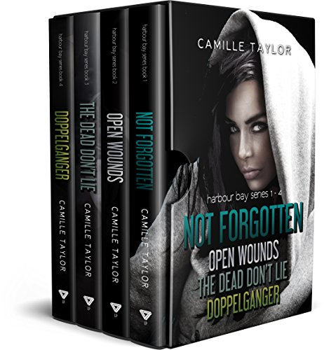 Harbour Bay Series: Books 1-4 Camille Taylor
