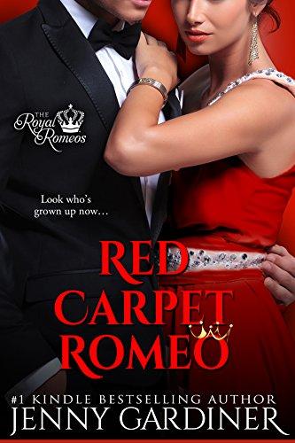 Red Carpet Romeo Jenny Gardiner